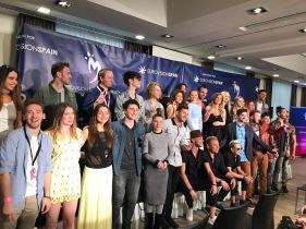 Participantes ESPreParty 2017